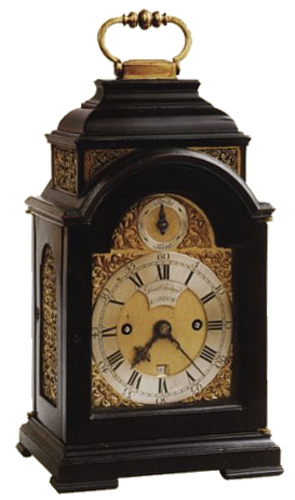 Paul Chotard, London Mantel Clock