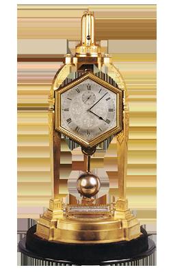Thomas Cole, London  Table Clock
