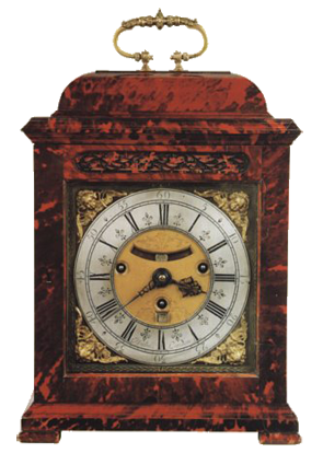 Francis Asselin, London Bracket Clock
