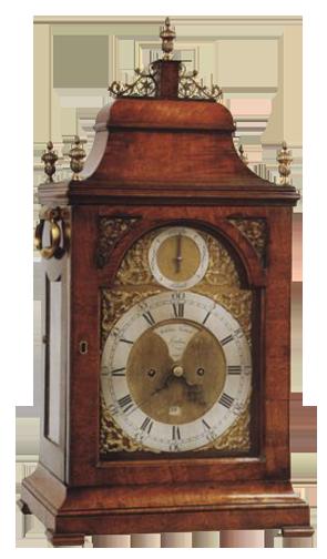 Eardley Norton London Bracket Clock