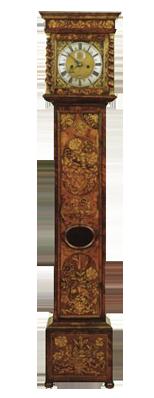 Charles Gretton, London  Longcase Clock