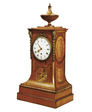 Benjamin Vulliamy, London Mantel Clock