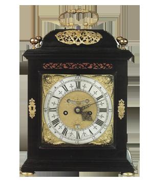 Jonathan Lowndes, Pall Mall, London Bracket Clock
