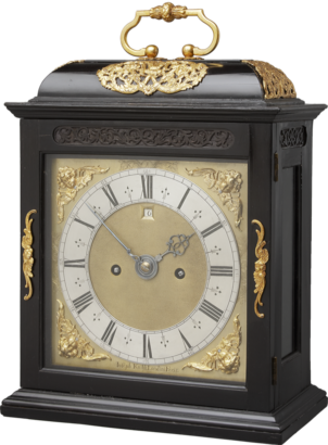Joseph Knibb, London Bracket Clock