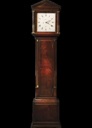 Benjamin Vulliamy, London Longcase Clock