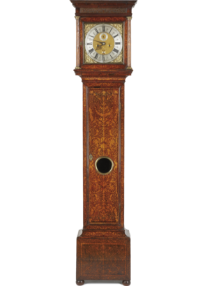 Charles Burges, London Longcase Clock
