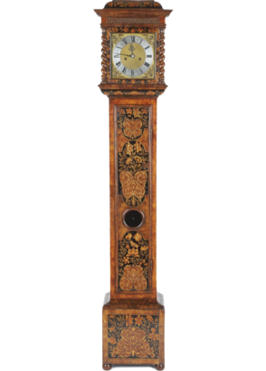 Henry Massy, London Longcase Clock