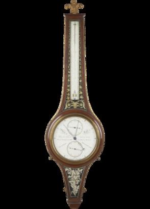 John Russell, Falkirk Barometer Clock