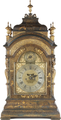 Joseph Windmills, London Bracket Clock