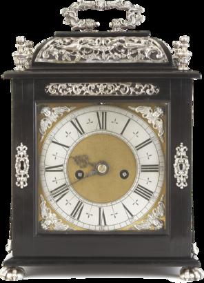 Edward Stanton, Londini, Fecit Bracket Clock