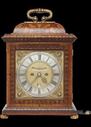 Thomas Lester, London Bracket Clock
