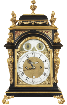Benjamin Gray & Justin Vulliamy, London Bracket Clock