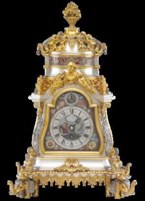 Robert Ward, London Bracket Clock