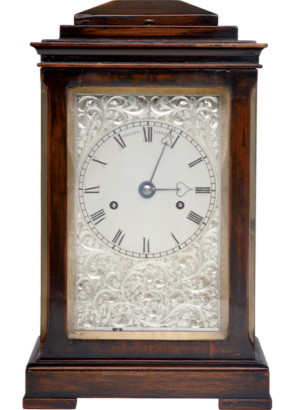 Vulliamy, London Mantel Clock