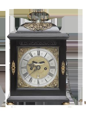 Charles Gretton, London Bracket Clock