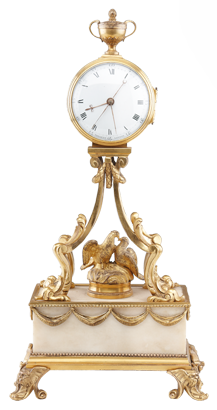 James Tregent, London Mantel Clock