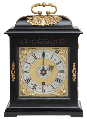 Thomas Tompion, London Bracket Clock