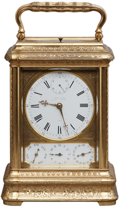 Drocourt, Paris Carriage Clock