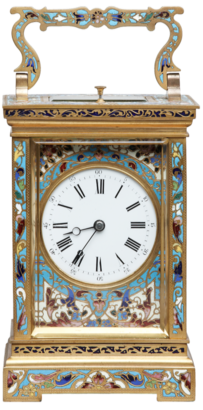 , France Carriage Clock