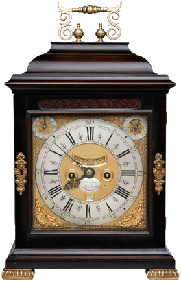 Dan Quare, London Bracket Clock