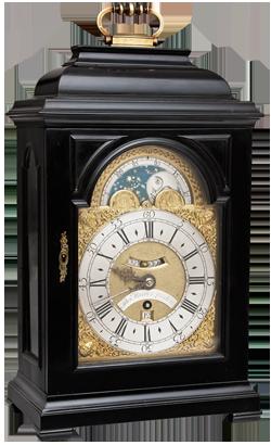 Thomas Hunter, London Bracket Clock