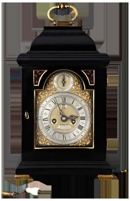 Markwick and Markham, London Bracket Clock
