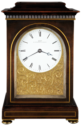 Dent, London Mantel Clock