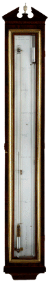 Balthazar Knie, Edinburgh Barometer Clock
