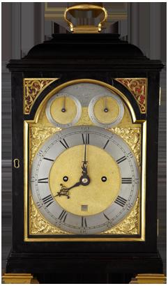 Benjamin Vulliamy, London Bracket Clock