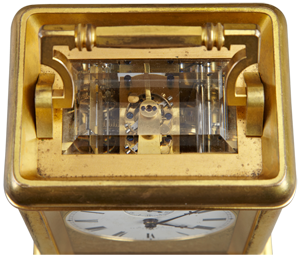 Dent, London Carriage Clock