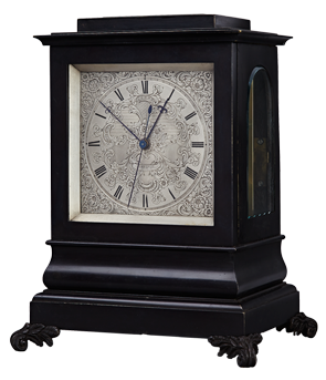 Richard Widenham, Lombard Street, London Carriage Clock