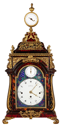 Markwick Markham Borrell, London Bracket Clock