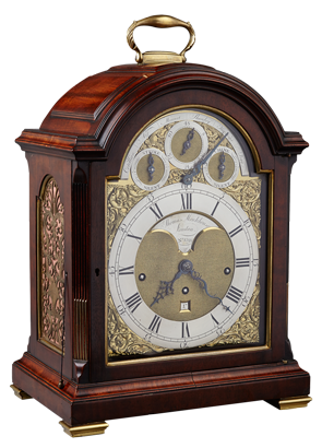 Thomas Monkhouse, London Bracket Clock