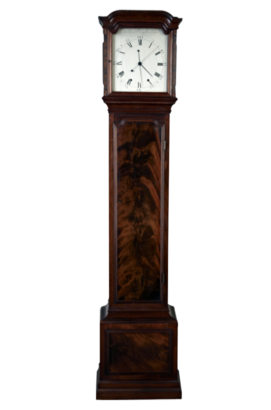 John Leroux, Charing Cross, London Longcase Clock