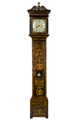 John Clowes, London Longcase Clock