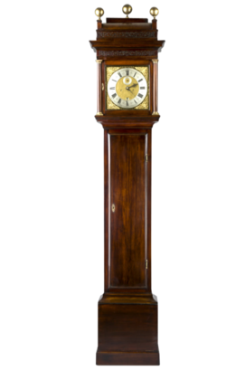 Wiilliam Sherwood, London Longcase Clock