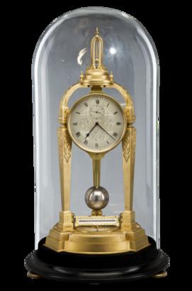 C.F.Hancock, London Table Clock