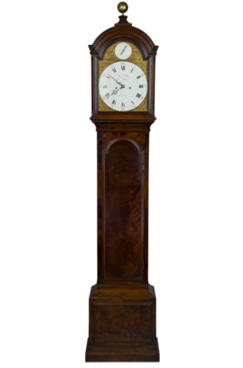 Thomas Mudge and William Dutton, London Longcase Clock