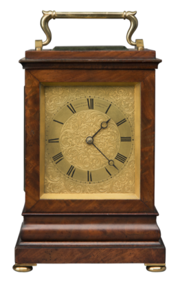 Parkinson & Frodsham, London Mantel Clock