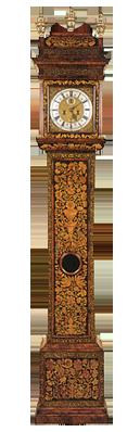 Christopher Gould, London  Longcase Clock
