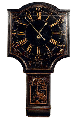 William Nash, Bridge Nr Canterbury Wall Clock