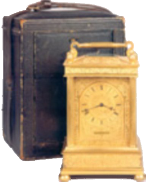 Payne, London Carriage Clock
