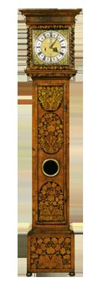 John Andrews, London  Longcase Clock