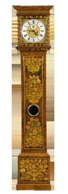 Joseph Windmills, Londini, Fecit  Longcase Clock
