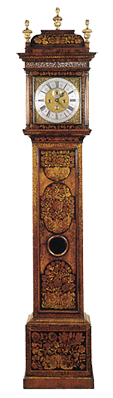 Thomas Cartwright, London  Longcase Clock