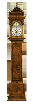 Daniel Delander, London  Longcase Clock