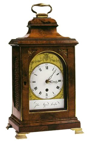 John Myers, London Mantel Clock