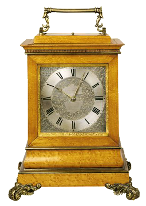French, London Mantel Clock