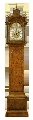 John Ellicott, London  Longcase Clock